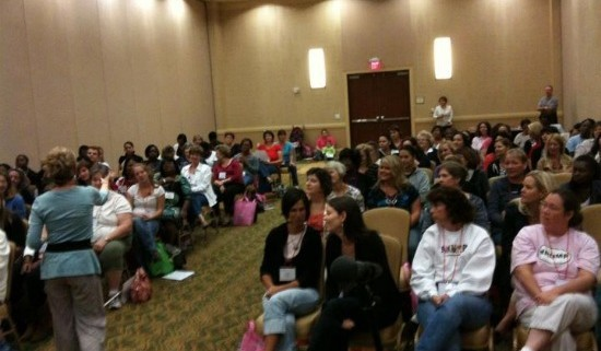 Ellen Workshop North Carolina