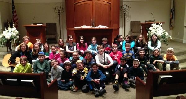 choir workshop debbie westport