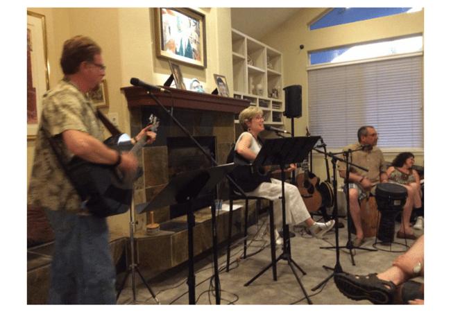 House Concert Denver 1