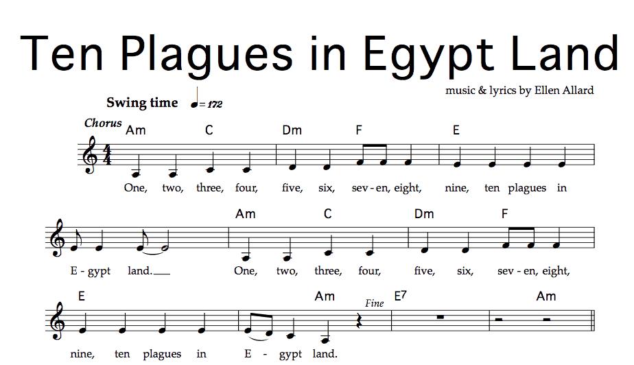 Lyrics to pray for plagues